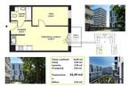Morizon WP ogłoszenia | Mieszkanie na sprzedaż, Kraków Mistrzejowice, 33 m² | 2115