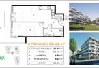 Morizon WP ogłoszenia | Mieszkanie na sprzedaż, Kraków Os. Prądnik Biały, 55 m² | 8492