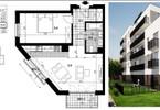 Morizon WP ogłoszenia   Mieszkanie na sprzedaż, Kraków Podgórze, 55 m²   9051