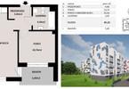 Morizon WP ogłoszenia | Mieszkanie na sprzedaż, Kraków Czyżyny, 45 m² | 7459