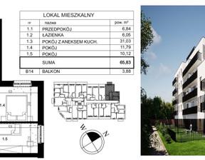 Mieszkanie na sprzedaż, Kraków Przewóz, 77 m²