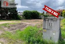 Działka na sprzedaż, Wrocław Popowice, 985 m²