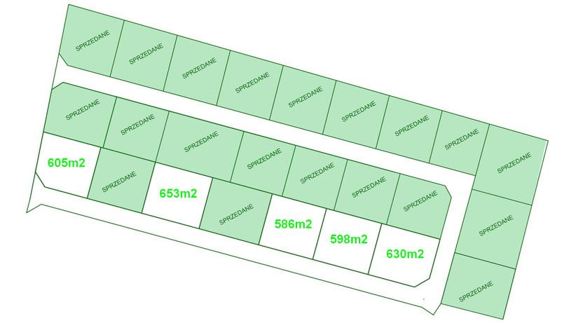 Działka na sprzedaż, Bytom, 605 m² | Morizon.pl | 0729