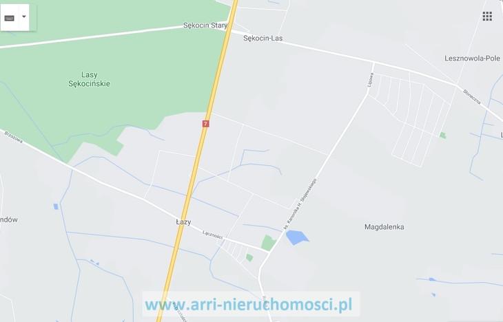 Działka na sprzedaż, Łazy Al. KRAKOWSKA, 11700 m² | Morizon.pl | 8965