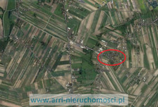 Działka na sprzedaż, Podolszyn Nowy Złota, 1554 m²