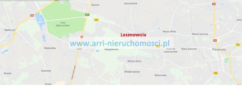 Działka na sprzedaż, Lesznowola Okrężna, 7000 m²   Morizon.pl   3439
