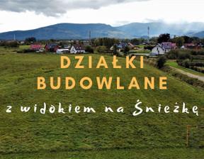 Działka na sprzedaż, Mysłakowice, 1311 m²