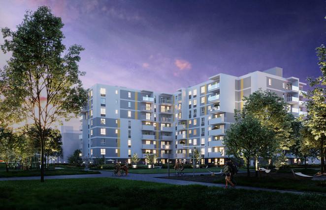 Morizon WP ogłoszenia   Mieszkanie w inwestycji Ursus, obok PKP Ursus Północy, Warszawa, 43 m²   5914