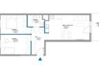 Mieszkanie w inwestycji Mokotów, ul. Kłobucka, Warszawa, 59 m²   Morizon.pl   7379 nr3