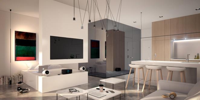 Morizon WP ogłoszenia   Mieszkanie w inwestycji Ursus, obok PKP Ursus Północy, Warszawa, 31 m²   6423