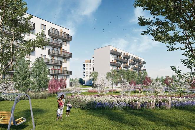 Morizon WP ogłoszenia | Mieszkanie w inwestycji Bielany, pogranicze z Żoliborzem, Warszawa, 57 m² | 0249