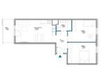 Mieszkanie w inwestycji Mokotów, ul. Kłobucka, Warszawa, 64 m²   Morizon.pl   7384 nr3
