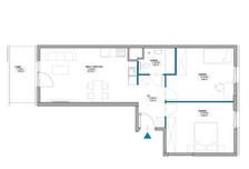 Mieszkanie w inwestycji Mokotów, ul. Kłobucka, Warszawa, 64 m²