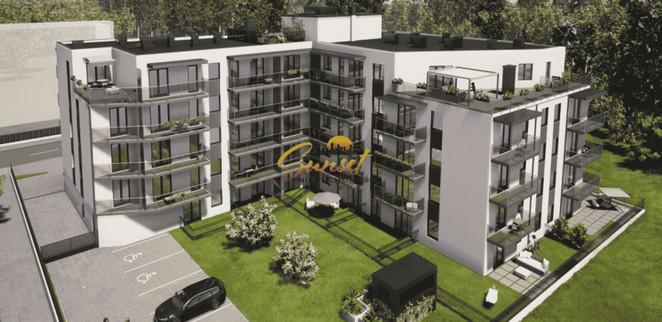 Morizon WP ogłoszenia   Mieszkanie na sprzedaż, Ząbki Szwoleżerów, 40 m²   8725
