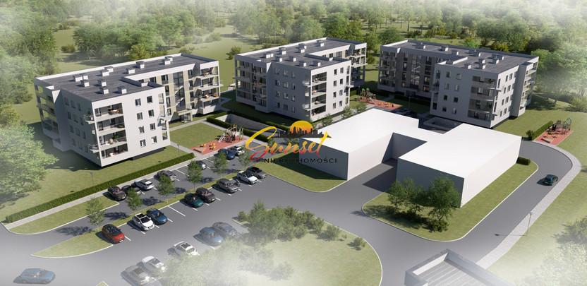 Mieszkanie na sprzedaż, Łęczna Chełmska, 65 m² | Morizon.pl | 5757