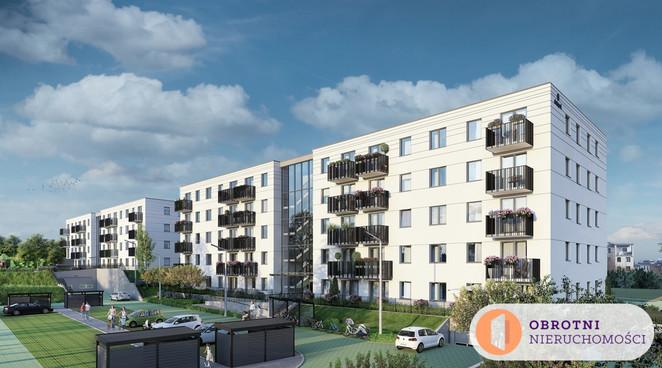 Morizon WP ogłoszenia   Mieszkanie na sprzedaż, Gdańsk Jasień, 36 m²   2894