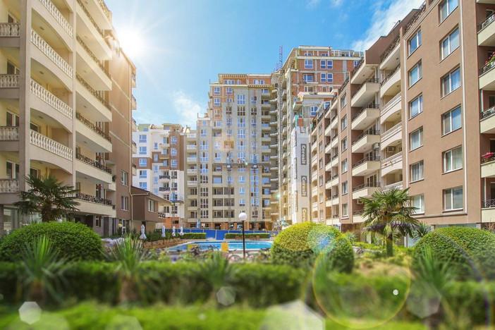 Mieszkanie na sprzedaż, Bułgaria Burgas, 46 m²   Morizon.pl   4276
