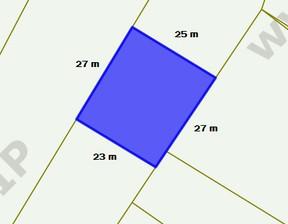 Działka na sprzedaż, Rybnik Zamysłów, 674 m²