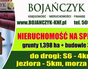 Działka na sprzedaż, Sucha Koszalińska, 13980 m²