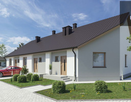 Morizon WP ogłoszenia | Dom na sprzedaż, Dobrzykowice Cedrowa, 75 m² | 0307