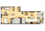 Morizon WP ogłoszenia   Mieszkanie w inwestycji Nowa Myśliwska, Kraków, 56 m²   5685