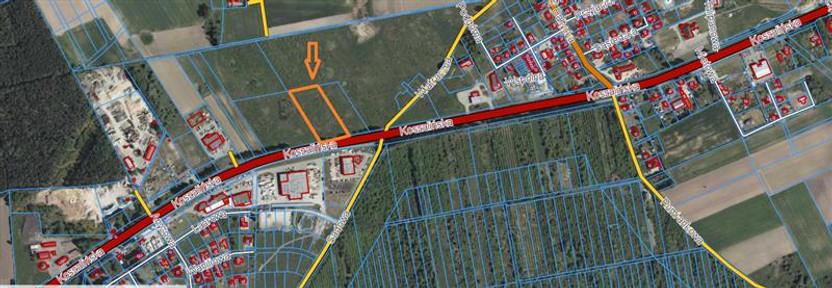 Działka na sprzedaż, Stare Bielice, 9992 m²   Morizon.pl   0240