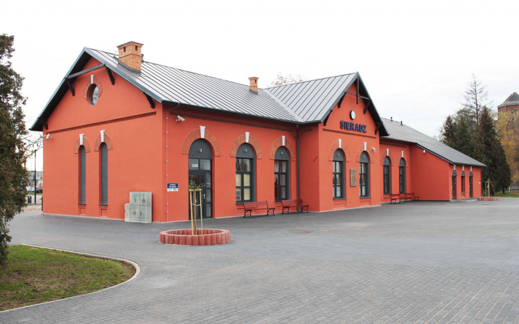 Lokal gastronomiczny do wynajęcia, Sieradz Kolejowa, 67 m²   Morizon.pl   2093