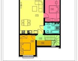 Morizon WP ogłoszenia | Mieszkanie na sprzedaż, Kraków Sidzina, 58 m² | 4094