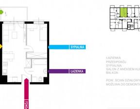 Mieszkanie na sprzedaż, Poznań Nowe Miasto, 35 m²