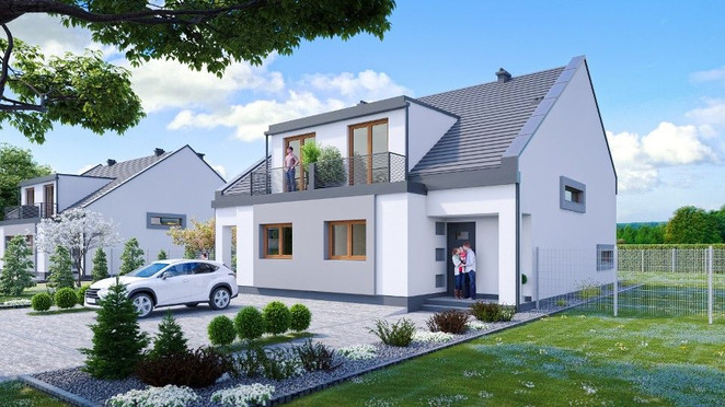 Morizon WP ogłoszenia   Dom na sprzedaż, Murowana Goślina Trzaskowo, 112 m²   9854