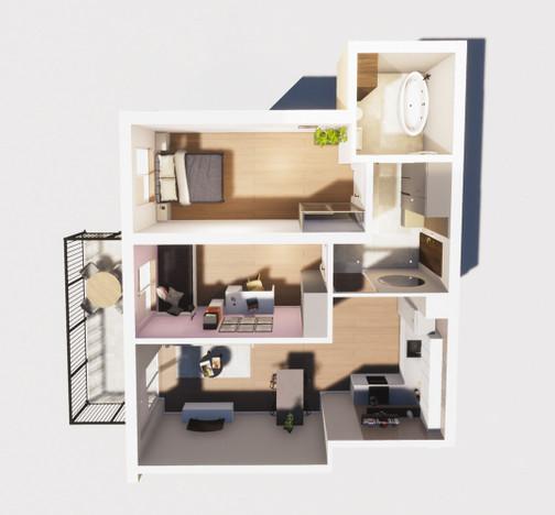 Mieszkanie na sprzedaż, Sosnowiec Sielec, 65 m²   Morizon.pl   2989