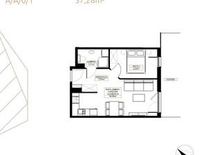 Mieszkanie na sprzedaż, Świdnica Parkowa, 37 m²