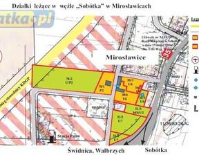 Działka na sprzedaż, Mirosławice, 35000 m²
