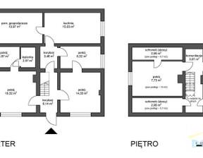 Dom na sprzedaż, Pieszyce, 120 m²