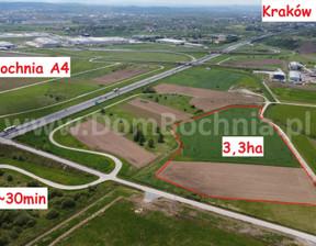 Działka na sprzedaż, Krzeczów, 38000 m²