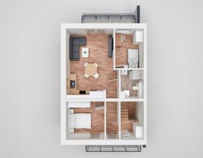 Mieszkanie na sprzedaż, Środa Wielkopolska Lotnicza, 61 m²