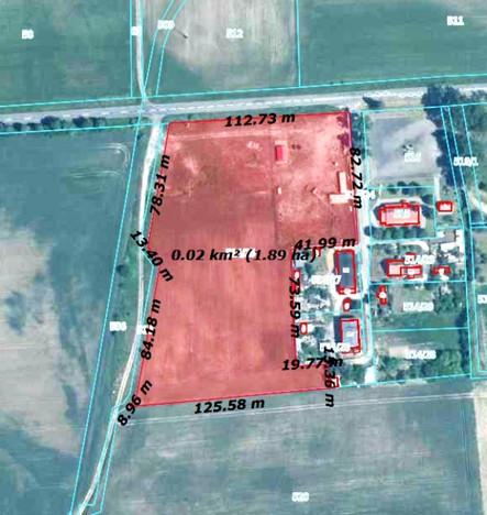 Działka na sprzedaż, Lubinia Mała, 2000 m² | Morizon.pl | 0123