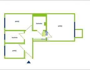 Mieszkanie na sprzedaż, Kraków Os. Złotego Wieku, 47 m²