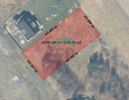 Morizon WP ogłoszenia | Działka na sprzedaż, Aleksandria, 1030 m² | 8853