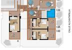 Dom na sprzedaż, Hiszpania Walencja Alicante Torre De La Horadada, 121 m²   Morizon.pl   6693 nr9