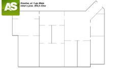 Lokal użytkowy do wynajęcia, Knurów 1-Maja, 306 m²