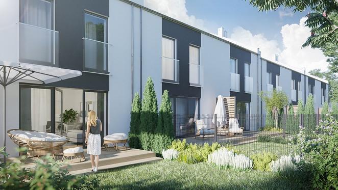 Morizon WP ogłoszenia   Dom na sprzedaż, Skórzewo Promienna, 78 m²   3893
