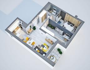 Mieszkanie na sprzedaż, Rzeszów Krakowska, 61 m²
