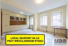 Biuro do wynajęcia, Wrocław Os. Stare Miasto, 94 m²