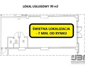 Lokal użytkowy do wynajęcia, Wrocław Szczepin, 90 m²