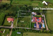 Działka na sprzedaż, Cerkiewnik, 1760 m²