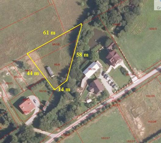 Działka na sprzedaż, Wysowa-Zdrój, 1700 m² | Morizon.pl | 2351
