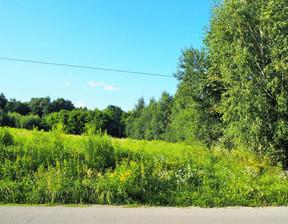Działka na sprzedaż, Łękawica, 1350 m²
