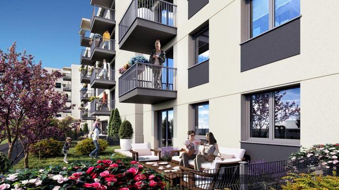 Morizon WP ogłoszenia | Mieszkanie na sprzedaż, Poznań Rataje, 48 m² | 2473