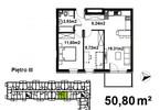 Morizon WP ogłoszenia | Mieszkanie na sprzedaż, Kraków Bieżanów-Prokocim, 51 m² | 4787
